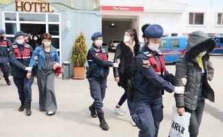 Yabancı uyruklu kadınları fuhşa zorlayan şahıs tutuklandı