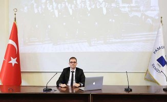 Arş. Gör. Dr. Yüksel, açılışının 101. yılında TBMM'nin Türk tarihindeki önemini anlattı
