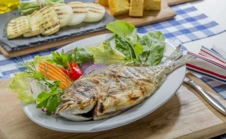 Balık kızartarak tüketilmemeli