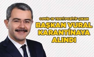 Başkan Vural'ın koronavirüs testi 3'üncü kez pozitif çıktı