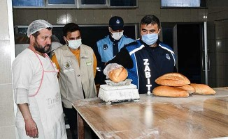 Buldan'da Ramazan öncesi hijyen denetimi
