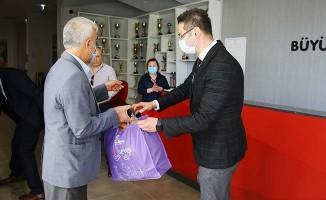 Büyükşehir çölyak hastalarına glütensiz gıda desteği