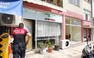 Denizli'de kaçak okey partisine polis baskını