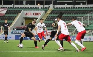 Denizlispor: 1 - Sivasspor: 1