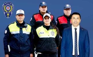 """DTO Başkanı Erdoğan, """"Halkımızın huzur ve güvenliği, kahraman polisimizin eseridir"""""""