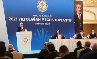 EKB Başkanlığı'na yeniden seçilen Başkan Zolan'dan yerli ve milli enerji vurgusu