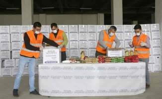 Gaziantep, Ramazan'da 100 bin aileye ulaşacak