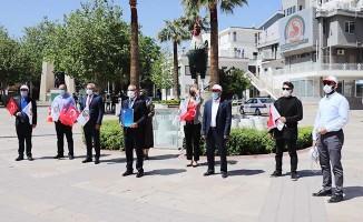 HAK-İŞ'ten Denizli'de 1 Mayıs kutlaması