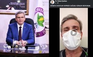 Koronayı ağır atlatan Başkan Şevkan'dan vatandaşa önemli uyarı