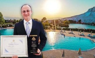 Pamukkale Belediyesine Büyük Ödül