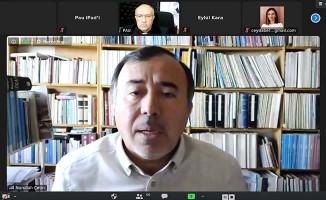 """Prof. Dr. Çetin: """"İstiklal Marşı bugüne de geleceğe de hitap etmektedir"""""""