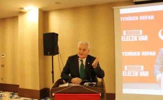 Yeniden Refah Partisi'nden 'Montrö' açıklaması