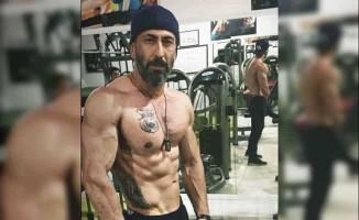 40 yaşındaki vücut geliştirme sporcusu kalbine yenildi
