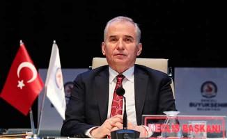Başkan Zolan'dan Şehit Özel Harekat Polisi Kabalay için taziye mesajı