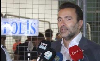 """Beşiktaş Asbaşkanı Kocadağ: """"Bir kulüp çalışanımız yaralandı"""""""