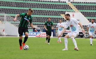 Denizlispor, bitime 3 hafta kala küme düşen ilk takım oldu: 0 - 1