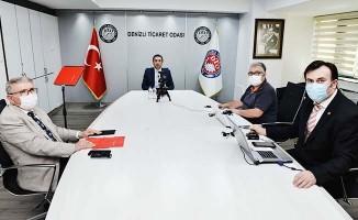 """DTO Başkanı Erdoğan: """"Beklenen nefes kredisi geliyor"""""""