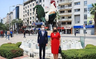 Kosova Başkonsolosu Novoberdaliu'dan Büyükşehire ziyaret