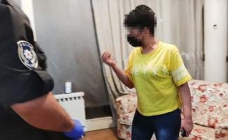 Kumarhane işletmecisi kadının sözleri polise pes dedirtti
