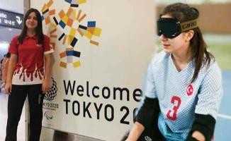 PAÜ'lü öğrenci Tokyo Olimpiyatlarına hazırlanıyor