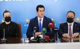 AK Parti İl Başkanı Güngör: İnsan odaklı partiyiz