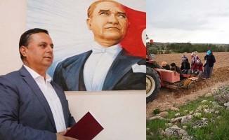 Başkan Akcan: Ertelenen borçların faizleri silinmeli, üretici üretime daha çok teşvik edilmeli