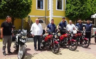 Buldan'da Motorize Huzur ve Güven Timi kuruldu