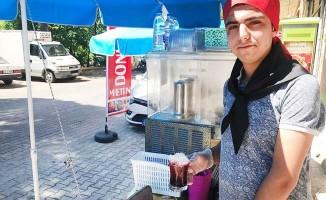 Buldan'da yaz aylarının vazgeçilmezi karlama sezonu açıldı