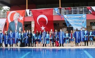 Çameli Meslek Yüksekokulu ilk mezunlarını verdi