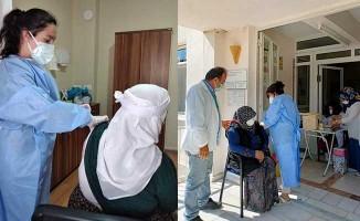 Denizli'de Aile Sağlığı Merkezlerinde Biontech aşısı uygulanmaya başladı