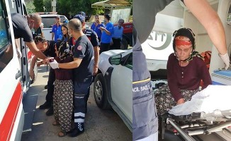 Kayıp engelli kadın 66 saat sonra sağ bulundu