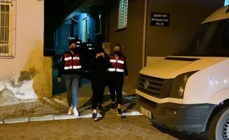 Kayseri'de kaçırılan 16 yaşındaki kız çocuğu Denizli'de bulundu