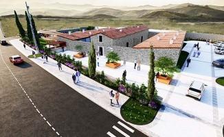 Tavas Belediyesi eski cezaevini sanat evine dönüştürüyor