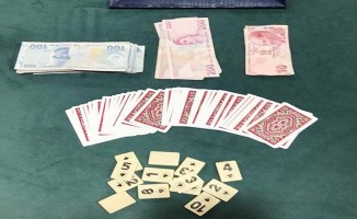 Fuhuş ve kumar operasyonlarında yakalananlara cezai işlem uygulandı