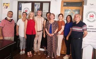 Onkoloji Gönüllülerinin Yeni Başkanı; Nejla Aslan