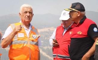 """Başkan Gürün: """"Boşaltma kararını Kozağaç'ı kastederek söyledim"""""""