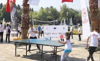 Avrupa spor haftası Denizli'de başlıyor