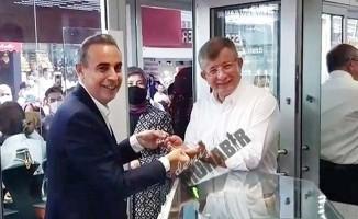 Davutoğlu Denizli'de iktidara yüklendi