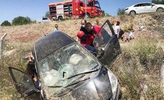 Denizli'de 1 haftada 166 trafik kazası meydana geldi