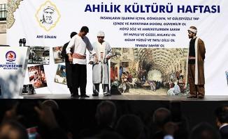 Denizli'de Ahilik kültürü yaşatılıyor