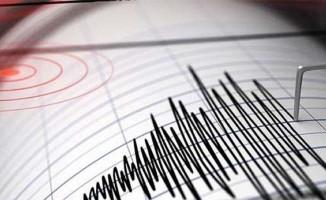 Denizli'de 10 saatte 9 deprem meydana geldi