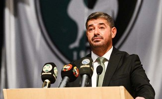 Denizlispor'da Mehmet Uz başkanlığa yeniden seçildi