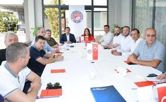 DTO Başkanı Erdoğan komiteleri topladı