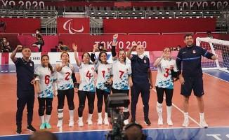 Goalball Milli Takımı, altın madalyanın sahibi oldu