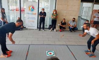 Hemsball'ın dünyadaki ilk antrenörlük kursu Denizli'de açıldı