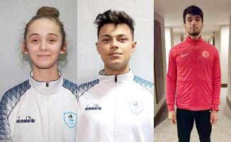 Pamukkaleli sporcular Dünya Kupası'nda mücadele edecek