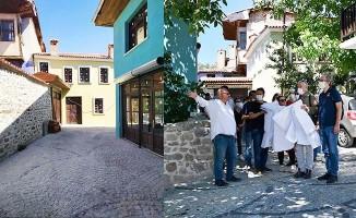 Tarihi Kentler Birliği'nden Buldan Belediyesine ödül