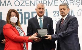 Tarihi Kentler Birliği'nden Pamukkale Belediyesi'ne ödül