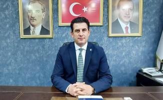 AK Parti İl Başkanı Güngör'ün Mevlid Kandili mesajı