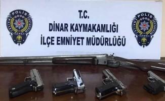 Çocuklara silahlarla ateş ettiren 2 kişi gözaltına alındı